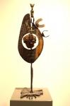 La Reine Baoule, 56cm