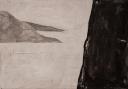 Kieron, acryl op paneel, 50x40cm