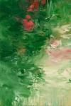 ohne Titel, 2011, Acryl auf Leinwand, 100 x 150 cm