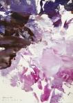 ohne Titel, 2012, Acryl auf Papier, 42 x 29,7 cm