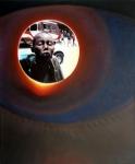Pupil, olieverf op linnen, 120x100cm