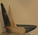 Toin Bowl + Per swb, keramiek, 16x58x6 63x15x4