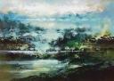 Mattie Schilders, Worlds Away, 70x100cm