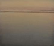 Zonder titel, olieverf op linnen, 120x100cm