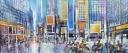 New York, Manhattan 180 x 80 cm klb