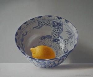 chinese kom met citroen